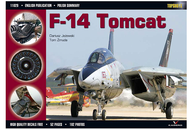 TopShots 29 F-14 Tomcat.jpg - F-14 Tomcat book published together with Tom Zmuda by Kagero